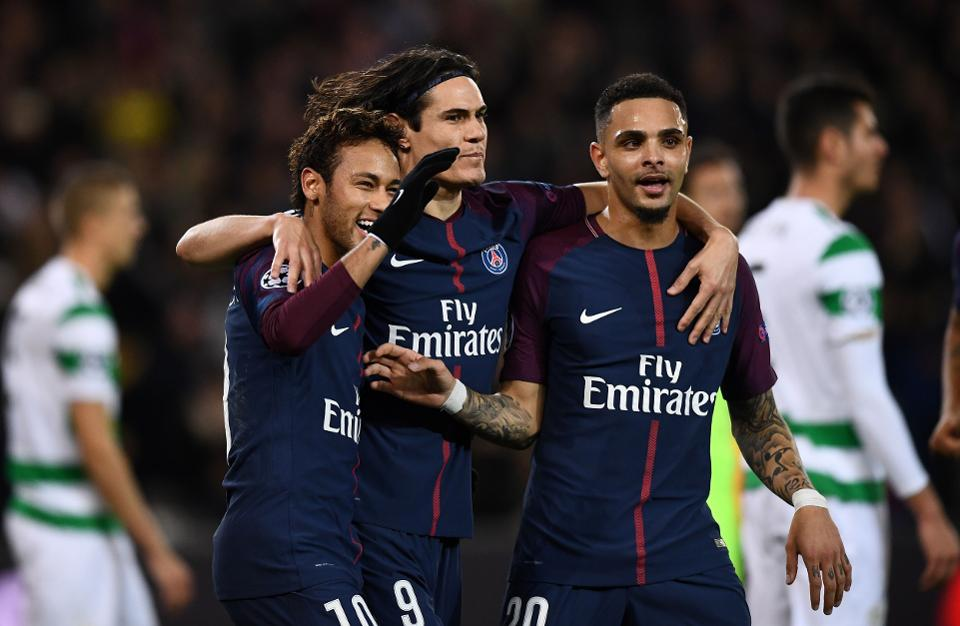 Neymar scores 4 as PSG crushes Dijon 8-0