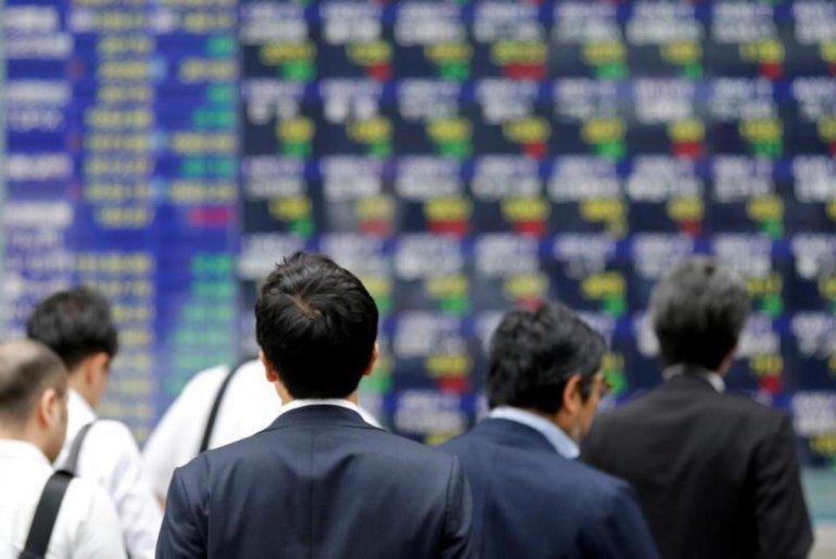 Asian markets build on rally as Hong Kong hits fresh record