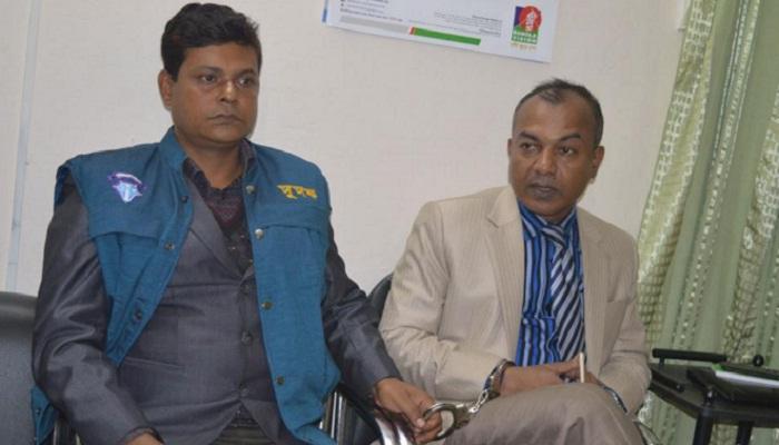 Ex-Kishoreganj DLA officer nabbed for embezzling Tk 5-cr