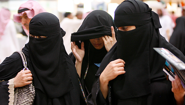 Despite reforms, Saudi women still silenced: rights groups