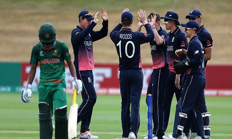 ICCU-19 Cricket World Cup, Bangladesh vs England: ENG win by 7 wickets