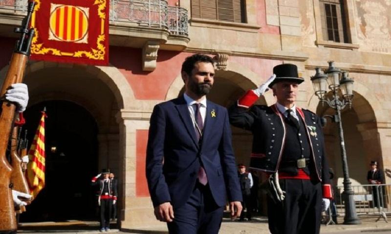 Catalonia MPs elect separatist speaker as parliament reconvenes
