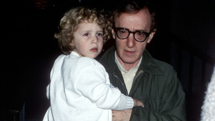 Woody Allen says molested daughter allegation is 'discredited'