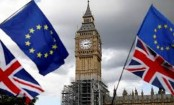 British MPs approve landmark Brexit bill