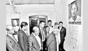 Pranab Mukherjee visited European Club