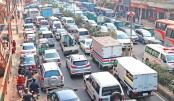 City people experience severe traffic congestion