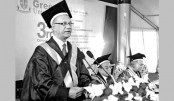 Third convocation of Green University