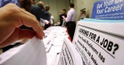 US jobless claims hit 45-year low as labor market tigthens