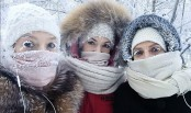 Eyelashes freeze, temperatures sink to -88F in Russia