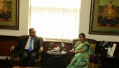 Bangladesh seeks continuous Indian support on Rohingya issue
