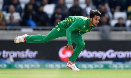 Hasan Ali named ICC 'Emerging Player of the Year'