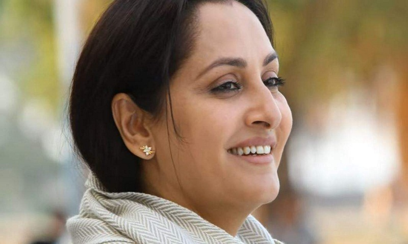 Jaya Prada makes a Tollywood comeback