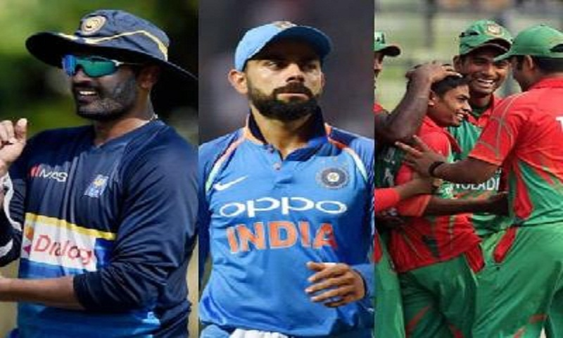 India to play Sri Lanka, Bangladesh in tri-series under revised schedule
