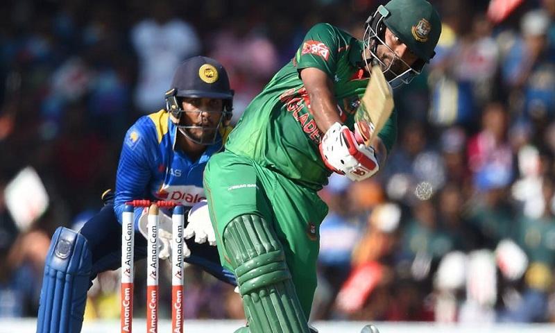 Tri-nation series: Bangladesh opt to bat first against Sri Lanka