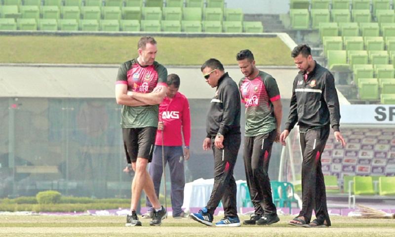 Tri-nation series: Bangladesh to face Sri Lanka today