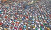 Lakhs join Juma prayers of 2nd phase Biswa Ijtema
