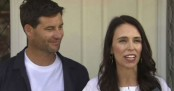 New Zealand prime minister announces she's pregnant