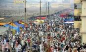 2nd phase of Bishwa Ijtema begins