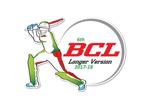 3rd round of Bangladesh Cricket League begins Sunday