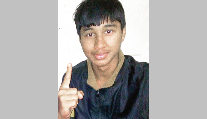 'Militant' Nafis went missing around 3 months ago