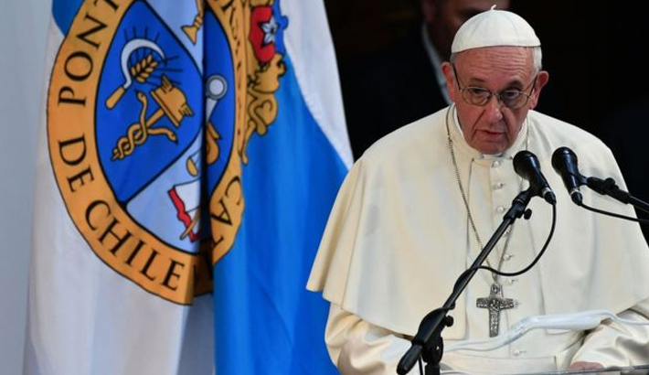 Pope 'slander' comment angers Chile abuse victims