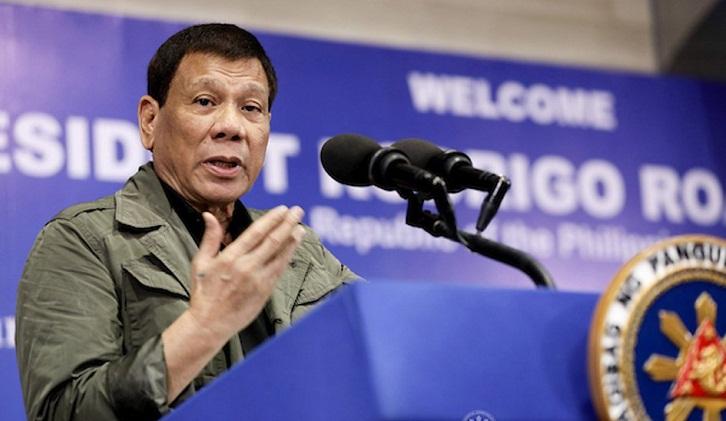 Duterte bans Philippine nationals from working in Kuwait