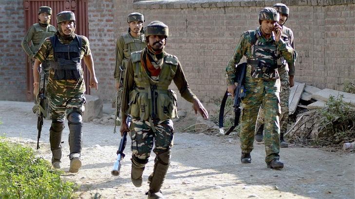 Four killed as India, Pakistan trade fire on Kashmir border
