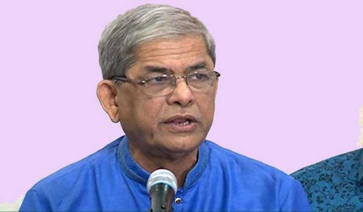 Poll-time government framework at appropriate time: Fakhrul