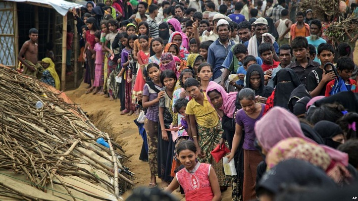 UN special envoy listens to woes of Rohingyas