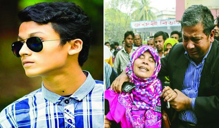 Five confessed over Chittagong schoolboy murder