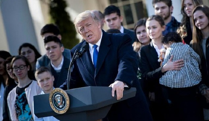 Trump fires up anti-abortion 'March for Life'