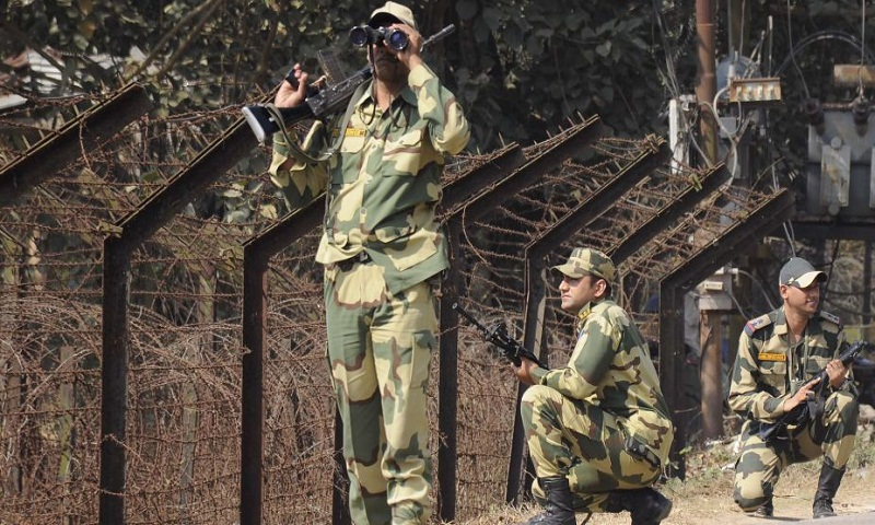 BSF trooper, two civilians killed as Pakistan violates ceasefire