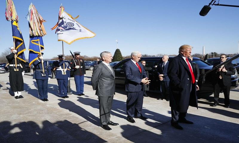 Pentagon terms China, Russia bigger threat than terrorism