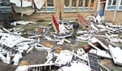 Heavy storms batter Europe, 9 die