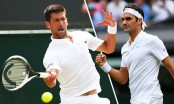 Federer, Djokovic hold court on Open day 6
