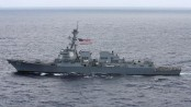 China says US warship 'violated' its sovereignty