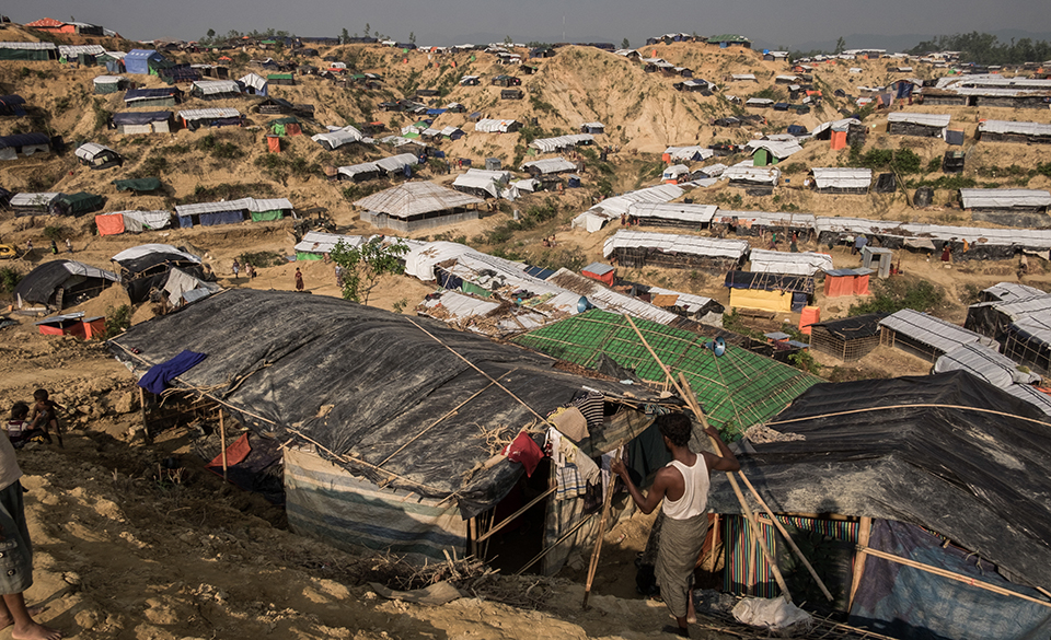 Rohingya crisis growing: World Bank