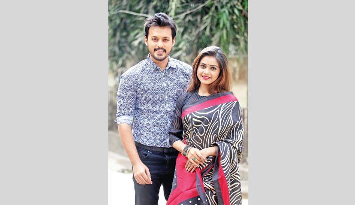 Irfan, Tisha team up for Ondhokarer Ontorale