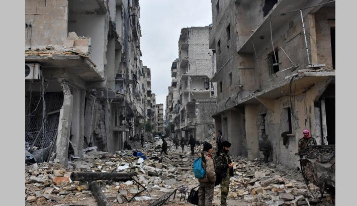 Assad govt promotes Syria  as a 'tourist' destination