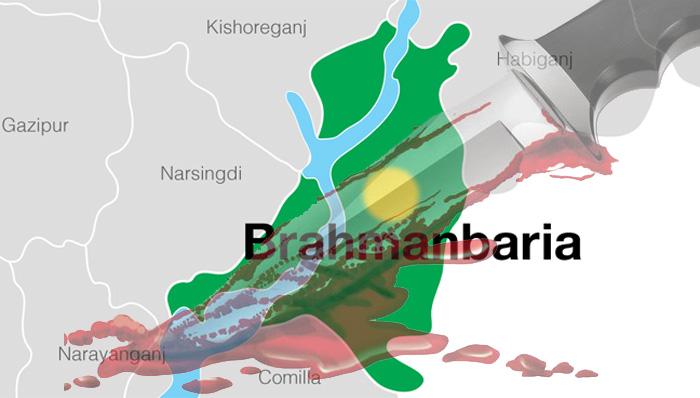 '2 robbers' killed in Brahmanbaria 'gunfight'