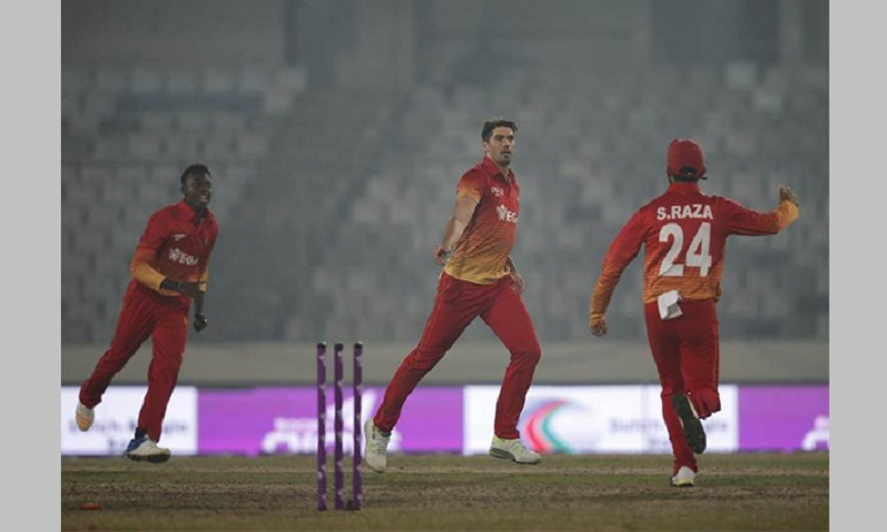Tri-Nation Series: Zimbabwe to face Sri Lanka today