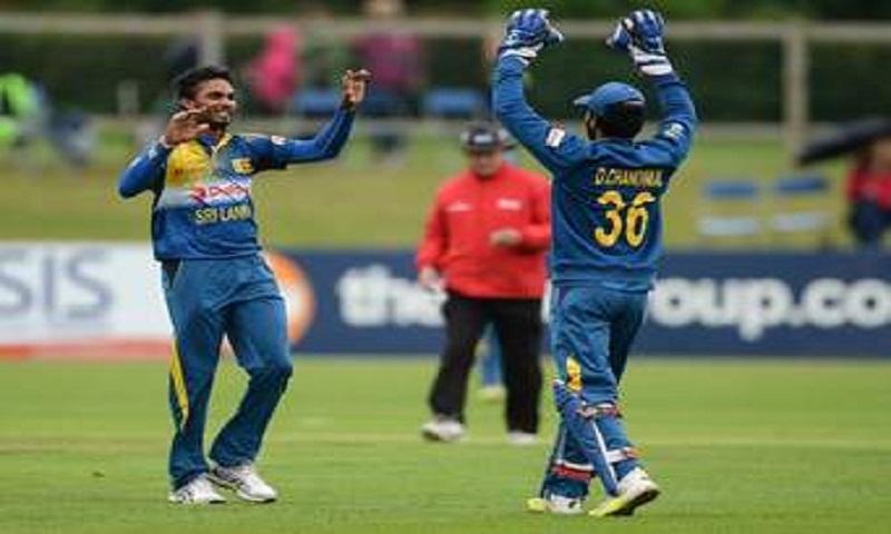 Tri-series: Zimbabwe opt to bat against Sri Lanka