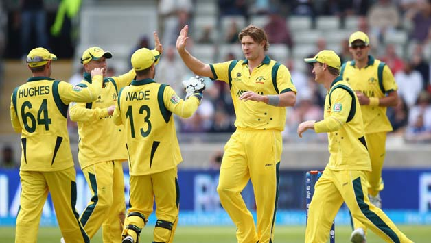 Australia win toss, elect to field first against England in series decider