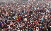 Biswa Ijtema ends seeking peace, well-being of Muslims