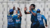 Thisara and Pradeep limit Zimbabwe to 198