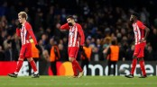 Atletico, Valencia stumble in pursuit of leader Barcelona