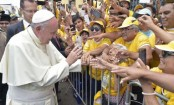 Pope in Peru: Francis speaks out on violence against women