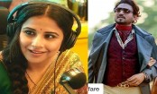 Filmfare Awards 2018: Irrfan Khan, Vidya Balan win best actors' award