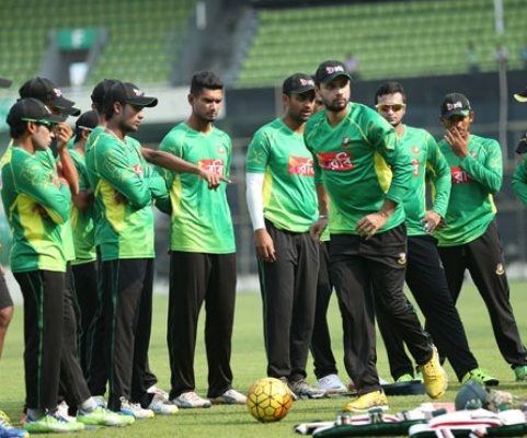 Tri-Nation Series: Bangladesh to face Zimbabwe Tuesday