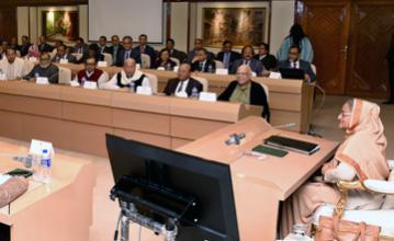 ERD informs cabinet of preparedness for post LDC status